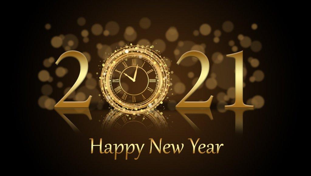 Bonne année de Maître Gaëlle ESPOSITO, Huissier de Justice à Trévoux