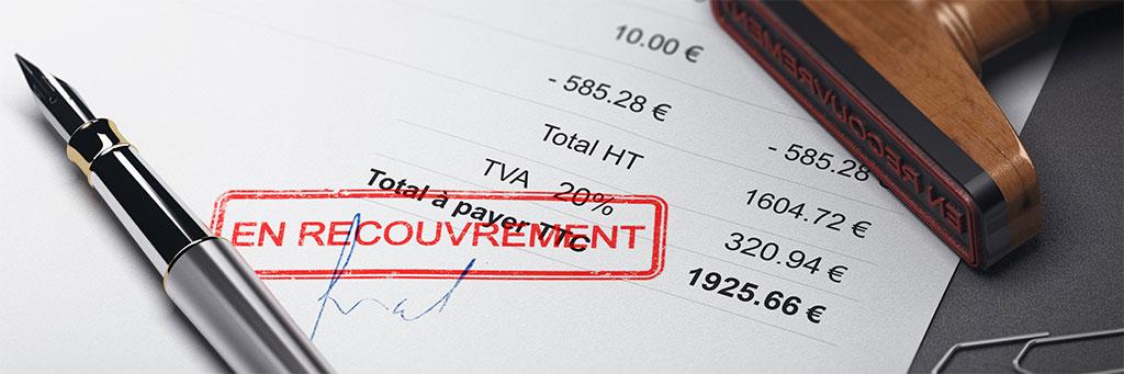 Recouvrement des factures impayées et injonction de payer